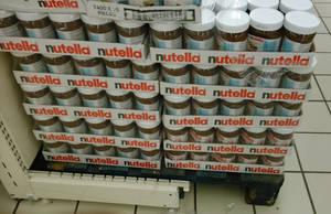 Wholesale ferrero nutella: Ferrero Nutella Chocolate Spread 350g for Sale