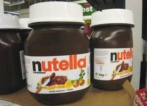 Wholesale chocolate cream: Nutella Ferrero Chocolate Cream 350g (Original Brand ) for Sale