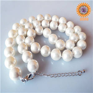 Wholesale famous perfume: Wholesale Fashion Latest Shell Pearl Necklace