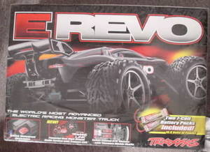 Wholesale truck: Original Model Traxxas TRA5603 E-Revo Electric Monster Truck with 2.4Ghz