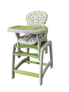 Wholesale Nursery Furniture & Decor: Dearbebe Baby High Chair with Playtable Conversion. Pink/Gree/Blue/Brown. EN14988 Standard