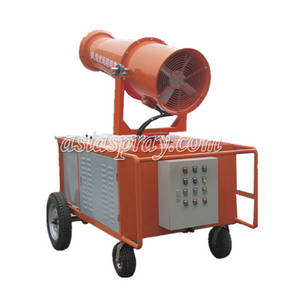 Wholesale water cannon: Deeri Portable Long Range Spray Large Industrial Cannon for Dedust and Humidify