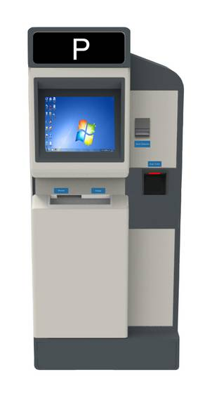 Financial Equipment: Sell POF auto pay station payment kiosk