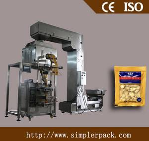 Wholesale sealing machine: T60DX Fully Automatic Back Seal Packing Machine(Computer Control) with Elevator