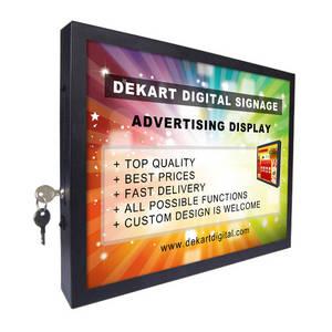 Wholesale ad lcd display: Digital Signage Advertising Display, LCD Advertising Player, Ad Display