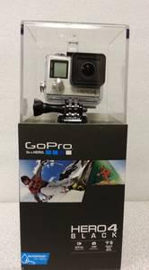 Wholesale camera video: Dekocenternew Gopro HD Hero 4 Black Edition 4k Genuine Go Pro Video Camera BUY 2 GET 1 FREE