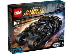 Wholesale vehicle: LEGO 76023 the Tumbler