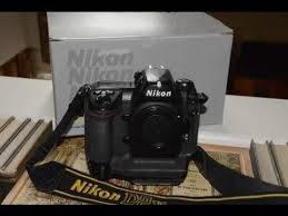 Wholesale lighting: Nikon D2X SLR