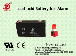 Wholesale sla battery: Valve Regulated Battery Manufacturer/6v1.3ah Lead Acid Sla Battery