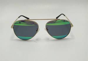 Wholesale sunglass: OEM Customizd Fashion Sunglasses Mirror Mix Colors Lens