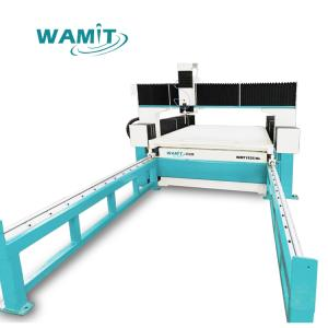 Wholesale water machine: 1500*2500mm Cutting Size 420mpa  CNC High Pressure Pure Water Water Jet Foam Cutting Machine