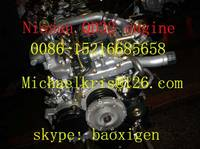 Nissan QD32 T I Engine
