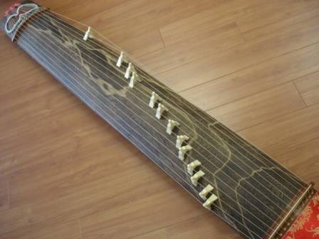 Koto 6 Feet Professional Japanese Zither Instrument Id