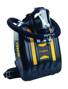 Wholesale full face mask: DEZEGA Compressed Oxygen Self-contained Closed-circuit Breathing Apparatus (P-30EX)