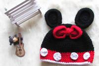 Wholesale Pure Handmade Crochet Baby Hat