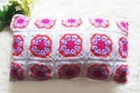 Crochet Pillows and Cushions 100% Handmade Cotton Cushion Covers