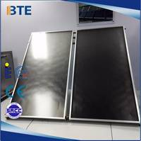 Sell Compact Pressurized Flat Panel Solar Water Heater