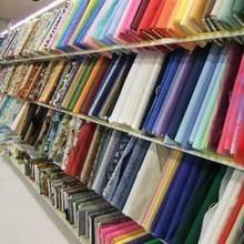 Wholesale cotton bedding comforter sets: 100% Cotton Downproof Garment Fabric Factory