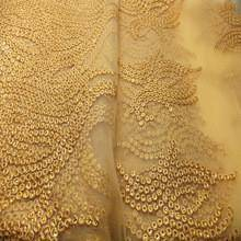 Wholesale bridal dress: Embroidery Lace Fabric / Bridal French Lace Fabric/ Wedding Dress Lace Suppliers