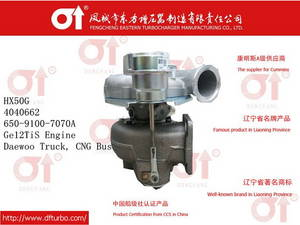 Wholesale cng bus: HX50G  4040662 1000-020-003 for  Daewoo Truck, CNG Bus with Ge12TiS Engine