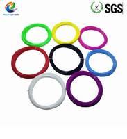 1.75mm ABS 3D Drawing Pen Filament 8 Colors Pack, 50g/ Color