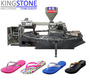 Wholesale shoe making machine: Automatic Multicolor Slipper Sandals Shoes Making Machine