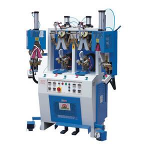 Wholesale shoe making machine: Shoes-making Machinery Moulding Machine QF-418