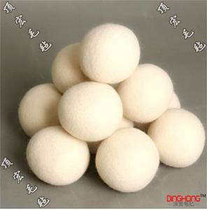 Wholesale Laundry Balls & Discs: Premium Handmade 100% New Zealand Laundry Wool Dryer Ball