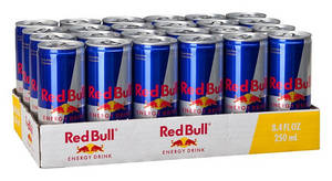 Wholesale energy drink suppliers: Redbull Energy Drinks 250ml
