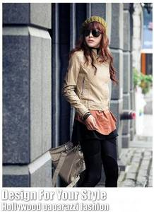 Wholesale Apparel Processing Services: Young  Casual  Leather Jacket Clothing