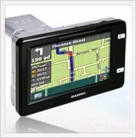Portable Navigation & MP3/MPEG-4 Player
