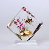Artificial Amber Crafts, Home Decor,Gifts,Furnishings,Arts