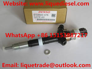 Wholesale denso: DENSO CR Injector 095000-0750, 095000-0751, 9709500-075 for TOYOTA 23670-30020, 23670-39025