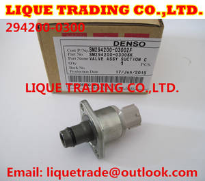 Wholesale fuel injection 0445110317 0445110293: Denso Geuine & New SCV Assy 294200-0300 , 294200-0301 Valve 294200-0300