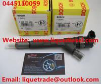 BOSCH Common Rail Injector 0445110059 / 0 445 110 059 Chrysler 05066 820AA / VMI 15062036F
