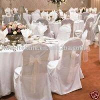 Wholesale sash: Chair Cover & Organza Sash