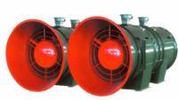 Sell mine fan/mining ventilation system/axial fan
