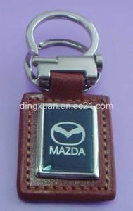Wholesale Key Chains: Leather Keychain/PU Keychain