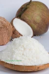 Wholesale coconut: Coconut Desiccated - Flake High Fat 65%
