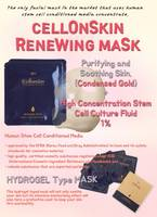 Sell  cellonskin renewing face mask