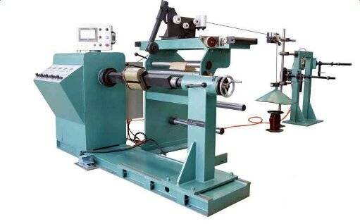 Transformers: Sell Advantageous copper and aluminium coil winding machine