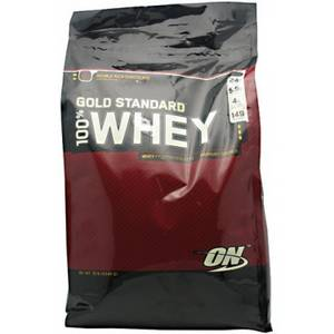 Wholesale chocolate: Optimum Nutrition, Gold Standard 100% Whey Double Rich Chocolate 10 Lbs.