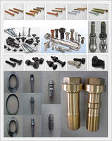 CNC Processed Products, Auto Parts, Bolts & Nuts
