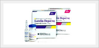 Lorelin Depot Injection