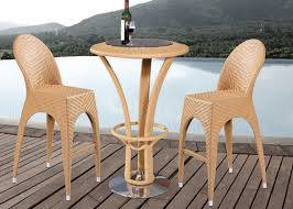 Wholesale Bamboo, Rattan & Wicker Furniture: New Model Style 2017 Brand New Poly Rattan Outdoor Furniture Bar with High Quality