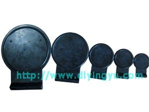Rubber Flapper For Check Valve Rubber Disc China Id