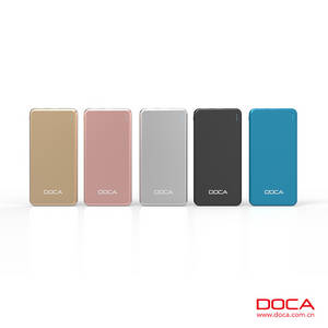 Wholesale mobile phones charger: Real Capacity 5000mah Power Bank Manufacturer Dual USB Mobile Phone Charger Outdoor