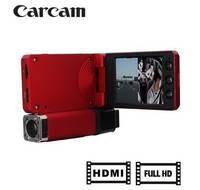 Dual Cameras Full HD 1080P Carcam X5000