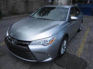 Wholesale vehicle: 2015 Toyota Camry LE