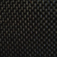 Black Polyester Oxford Fabric with PU Coated for Bag